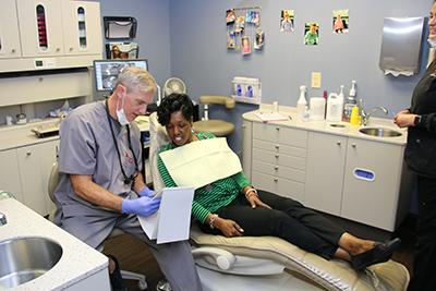 dental implant crowns landmark dentistry