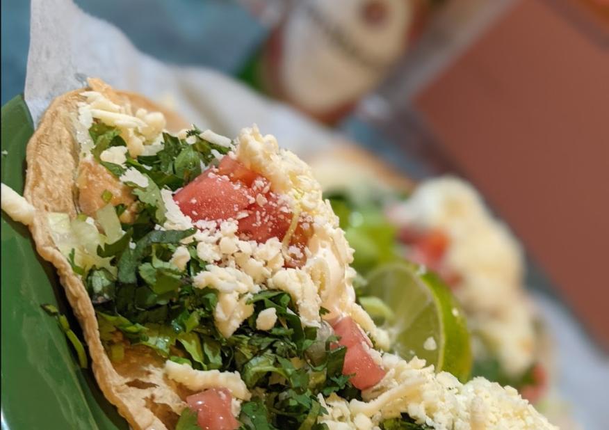 Taco at El Valle in Matthews